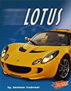 Lotus (Blazers: Fast Cars) by Jameson…