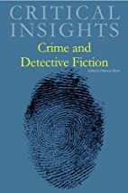 Crime and detective fiction (PRINT AND…