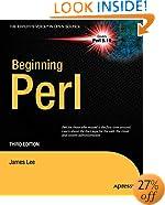 Beginning Perl (Expert's Voice in Open Source)