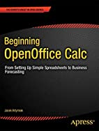 Beginning OpenOffice Calc: From Setting Up…