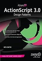 AdvancED ActionScript 3.0: Design Patterns…