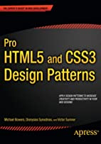 Pro HTML5 and CSS3 Design Patterns by…