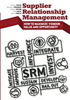 Supplier Relationship Management: How to…