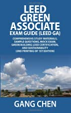 LEED GA Exam Guide: A Must-Have for the LEED…