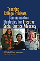 Teaching College Students Communication…