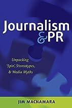 Journalism and PR : unpacking…