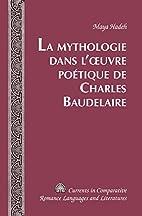La Mythologie dans l'oeuvre poétique de…