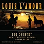 Big Country, Volume 1: Stories of Louis…