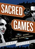 Vikram Chandra: Sacred Games: A Novel (Part 1 of 2 parts)(Library Binder)