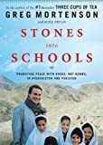 Mortenson, Greg: Stones Into Schools: Promoting Peace with Books, Not Bombs, in Afghanistan and Pakistan [With Earbuds] (Playaway Adult Nonfiction)