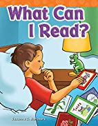 What Can I Read? by Suzanne Barchers