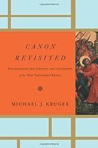 Canon revisited : establishing the origins…