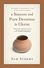 A Sincere and Pure Devotion to Christ (2…