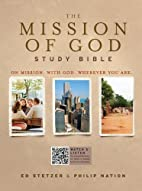 The Mission of God Study Bible, Trade Paper…