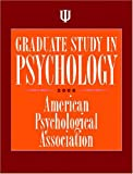 American Psychological Association: Graduate Study in Psychology 2008