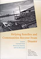 Helping Families and Communities Recover…