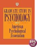 Graduate Study in Psychology 2011