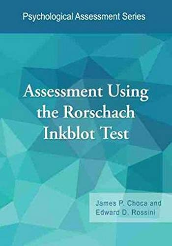 assessment-using-the-rorschach-inkblot-test-psychological-assessment-series