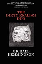 The Dirty Realism Duo: Charles Bukowski &…