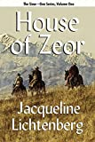Jacqueline Lichtenberg: House of Zeor: Sime~Gen, Book One