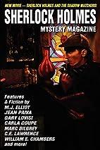 Sherlock Holmes Mystery Magazine 6 by Marvin…