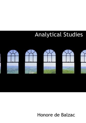 analytical-studies