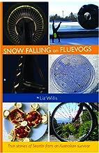 Snow Falling On Fluevogs by Liz Willis