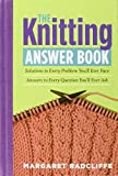 Radcliffe, Margaret: The Knitting Answer Book