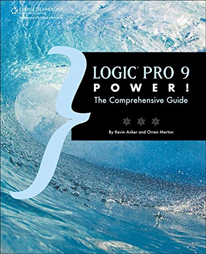 logic-pro-9-power-the-comprehensive-guide