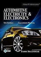 Today's Technician: Automotive…