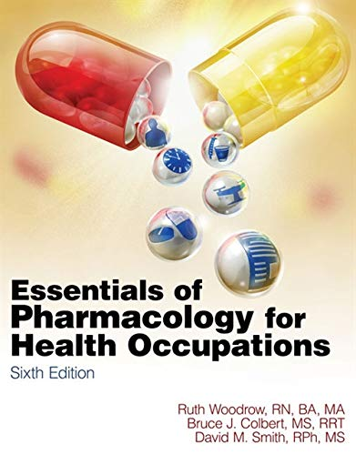 essentials-of-pharmacology-for-health-occupations-new-releases-for-health-science