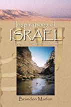 Inspirations of Israel: Poetry for a Land…