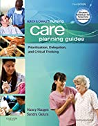 Ulrich & Canale's nursing care planning…