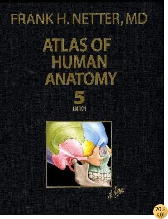 Atlas of Human Anatomy, Professional Edition (5th edition) (Netter Basic Science)
