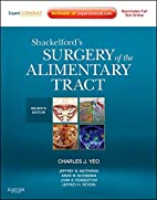 Shackelford's Surgery of the Alimentary…