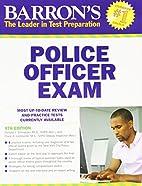 Barron's Police Officer Exam, 9th…
