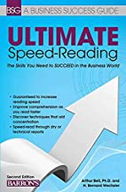Ultimate Speed Reading (Barron's Business…