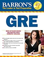 Barron's GRE, 21st Edition by Sharon…