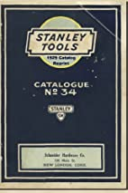 Stanley Tools 1929 Catalog Reprint by Ross…
