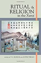 Ritual and Religion in the Xunzi (SUNY…