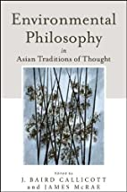 Environmental Philosophy in Asian Traditions…