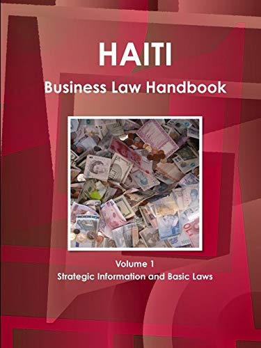 haiti-business-law-handbook-strategic-information-and-basic-laws