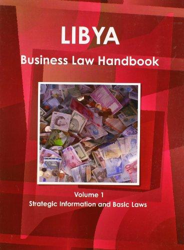 libya-business-law-handbook-strategic-information-and-laws