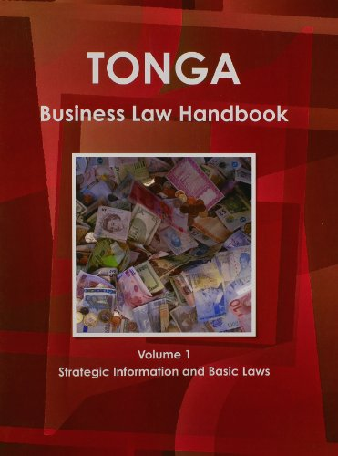 tonga-business-law-handbook-strategic-information-and-laws