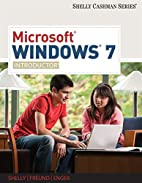 Microsoft Windows 7: Introductory (Shelly…