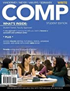 COMP: Write (with English CourseMate with…