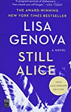 cover of STILL ALICE by Lisa Genova (LibraryThing via Amazon.com)