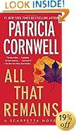 All That Remains: A Scarpetta Novel (Kay Scarpetta)
