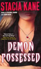 Demon Possessed (Megan Chase, Book 3) by…