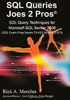 SQL Queries Joes 2 Pros: SQL Query…